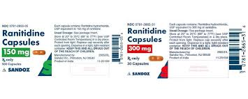 Ranitidine Recall Issued Following Discovery Of Ndma