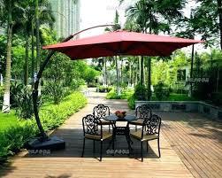 large cantilever patio umbrellas luxury heavy duty patio umbrella ridex