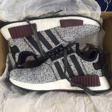 adidas nmd r1 womens. adidas shoes - new nmd r1 burgundy women\u0027s size 6 nmd womens m