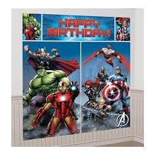 assemble avengers party supplies
