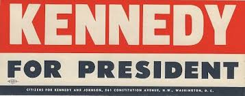 political campaign bumper stickers kennedy for president bumper sticker