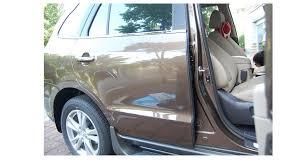 car door rubber edge seal trim 2 pack