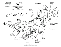 Snapper lt12 wiring diagram scott riding mower wiring diagram s