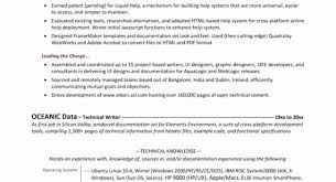 How To Write A Resume For A Job Application Unique Objective In A