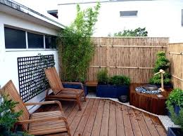 Image Deck Bamboo Balcony Privacy Screen Ideas With Plants Carpets And Bars Home And Gardens 10 Best Outdoor Privacy Screen Ideas For Your Backyard Home And