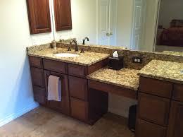 very best dark santa cecilia granite astounding bathroom vanity ideas jpg ne89