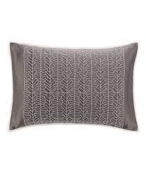 candice OLSON Balsam Embroidered Satin Breakfast Pillow   Dillards