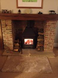 Brick Fireplace Designs Uk Log Burner Brick Fireplace Log Burner Wood Burner