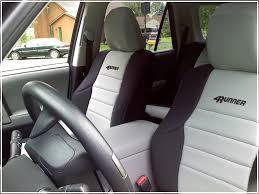 car seat covers 4runner