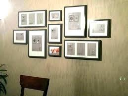 gallery wall layout ikea wall decor wall decor office wall decor frames office wall photo frame