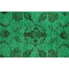 Green overdyed rug Diy Rugsville Green Overdyed Rug 11092 6 9 Pinterest Rugsville Overdyed Green Rug 1109269 Rugsvillecom