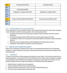 Training Agenda 8 Training Agenda Samples Pdf Word