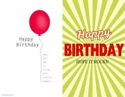 Birthday Cards Templates Word Free Printable Greeting Card Template Formatted Templates Example