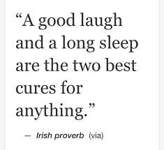 Sleep Quotes Cool Good Laugh Long Sleep= Best Cures On We Heart It