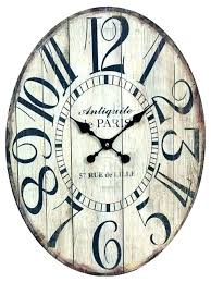 chaney wall clocks rustic wall clocks clock wood uttermost woon rustic wall clocks chaney wall clock