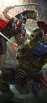 Thor Vs Hulk Wallpapers on WallpaperSafari