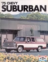 Car Brochures - 1975 Chevrolet and GMC Truck Brochures / 1975 ...