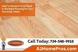 pros of vinyl plank flooring