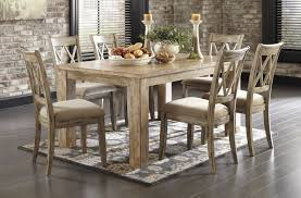 ashley dining room table set. ashley furniture mestler bisque rectangular dining room table set kitchen tables more views a