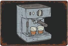 nostalgia original retro design coffee