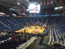 Xl Center Section 120 Rateyourseats Com
