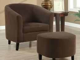 Round Swivel Chair Living Room Living Room 40 Cool Swivel Barrel Chair For Living Room