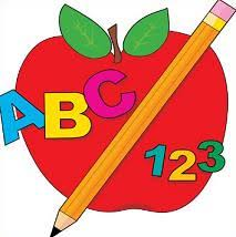 Image result for small school apple clipart