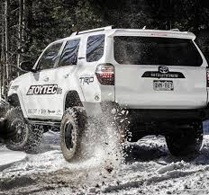 toytec lifts 4runner snow january 2017
