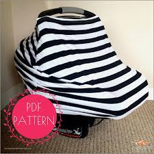 fullsize of stupendous car seat cover nursing cover sewingpattern diy stretchy baby car seat winter covers