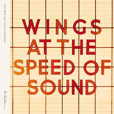 Music Review Paul Mccartney And Wings Wings At The Speed