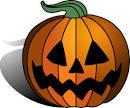 Тыква на праздник хэллоуин