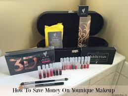 how to save money on younique makeup jpg