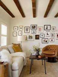 rustic picture frames collages. Photo Frame Collage Living Room Rustic With Coffee Table Picture Frames Collages