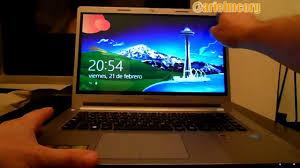 Una breve revisión a una #Ultrabook #<b>Lenovo</b> #<b>ideapad s400</b> touch ...
