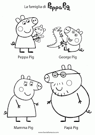 Find more coloring pages online for kids and adults of mummy peppa pig coloring pages to print. Peppa Pig Coloring Pages Coloring Rocks