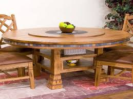 dining table with lazy susan built in unique furniture wood lazy susan for dining table patio