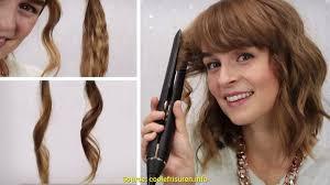 Interessant Frisuren Lange Haare Locken Pony Deltaclic