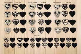 Laurel wreath clipart free download! Heart Svg Valentine Earrings Template Svg Earrings Svg 433210 Cut Files Design Bundles