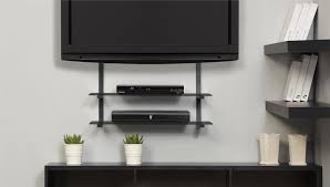 tv on wall corner. corner tv wall mount with shelf ideas come home in decorations throughout dimensions 2000 x 1134 on n