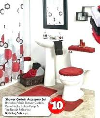 red and black bathroom black bathroom rug red bathroom rug set red bathroom rug set bathroom