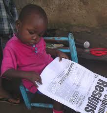giovane lettore