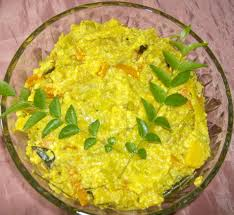 Aviyal (Spiced Mixed Vegetables With Coconut)