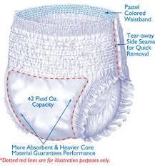 Adult Diaper Underwear