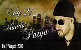 http://www.simplybhangra.com/albums/bhangra-albums/releases-from-2008/1558-eky-21-munda-tain-patya-out-now