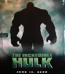 فيلم The Incredible Hulk