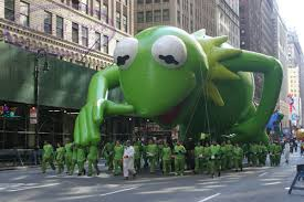 NEW YORK Thanksgiving Day Parade