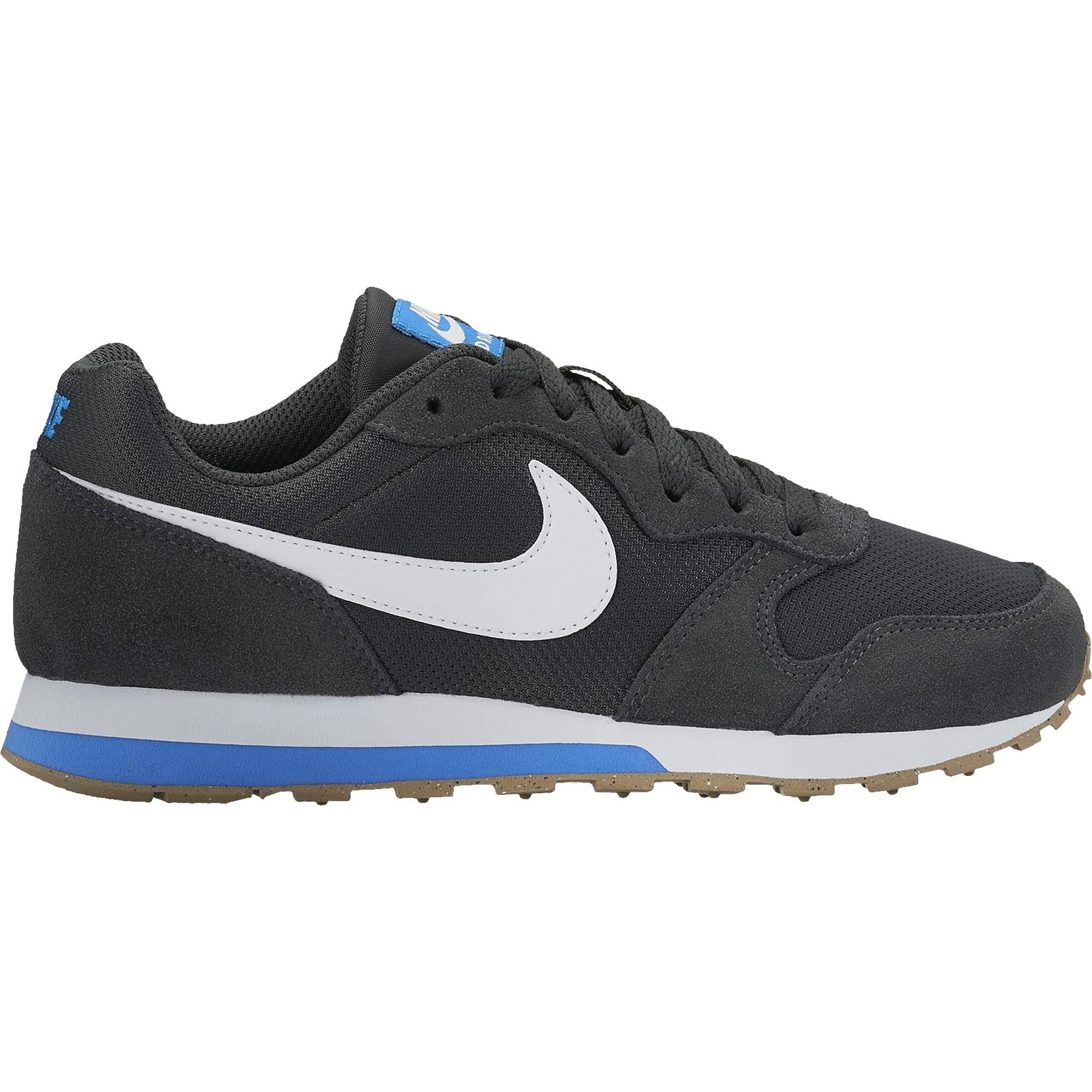 Grau 36 Kinderschuhe Gs blau Größe Nike Md Eu 807316 007 Runner 5 Weiß grau qxY8xR