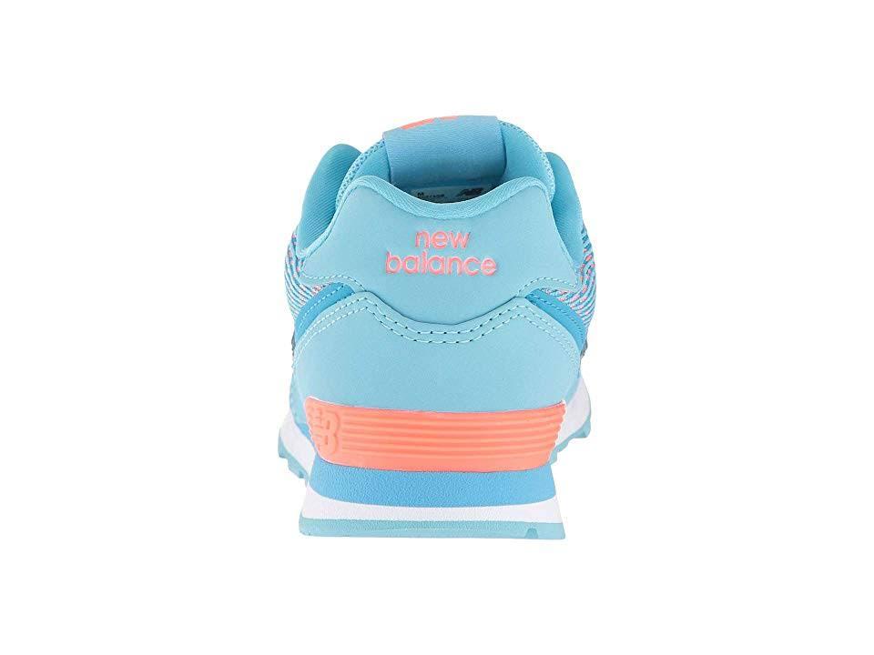 Estilo tamaño Azul De Libélula Balance Ancho New Niños Esmalte Naranja Zapatos 574 Para Preescolar Vida 1 45xqdaPzPw