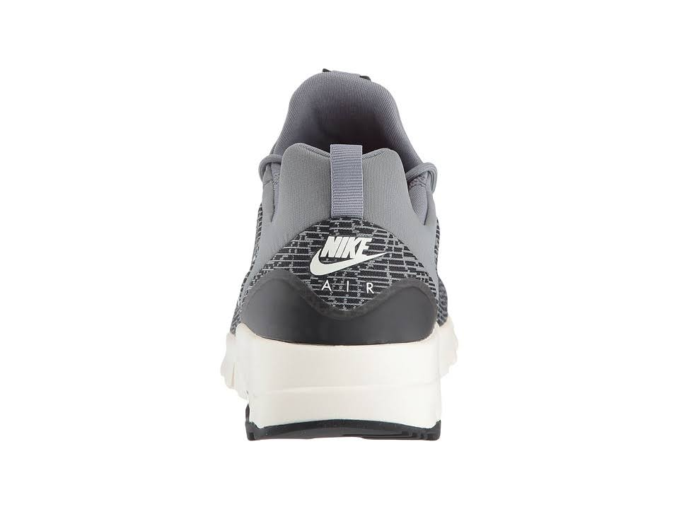 Mujer Zapatillas Max 4 Deporte Para Tamaño Nike De Motion Negro Air Racer frYqtwfnx7