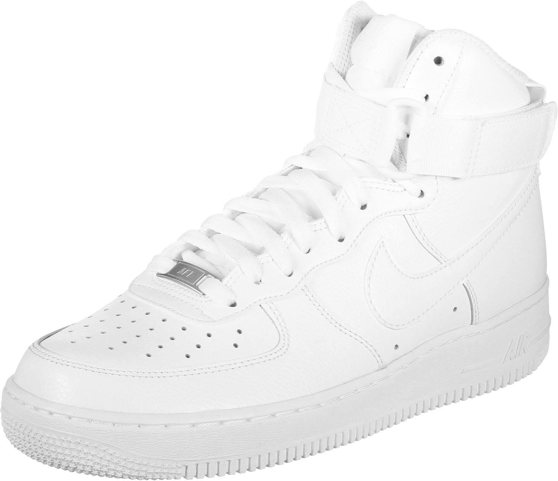 13 Herren 1 Damen Sneaker Us Nike ́07 Force Weiss Air High 8nxFPA